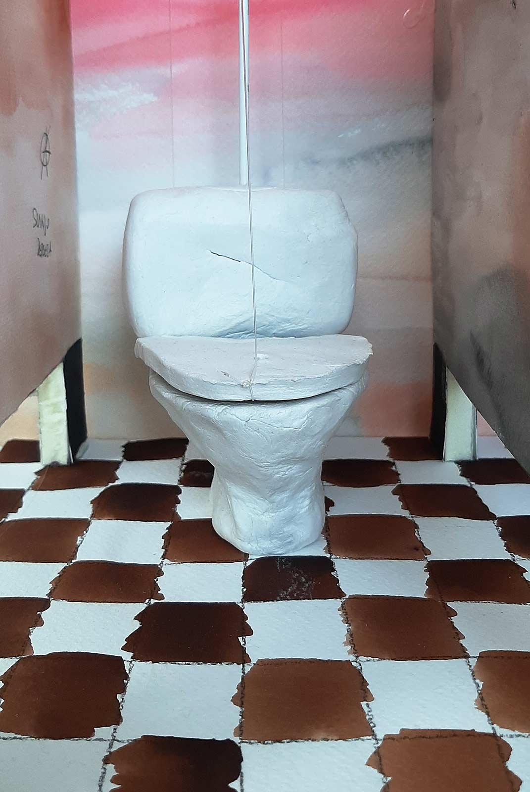You are currently viewing Men's toilet for staff